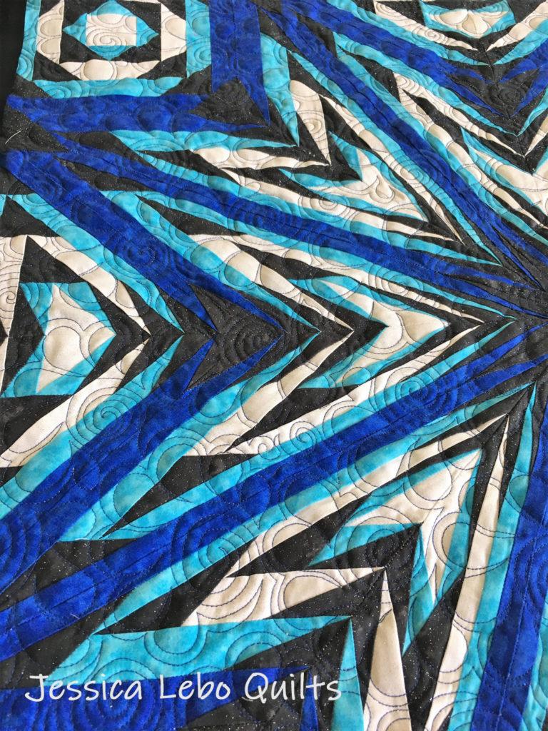 advanced foundation paper piecing quilt star pattern kaleidoscope