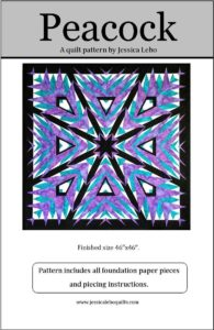 quilt pattern foundation paper pieced kaleidoscope
