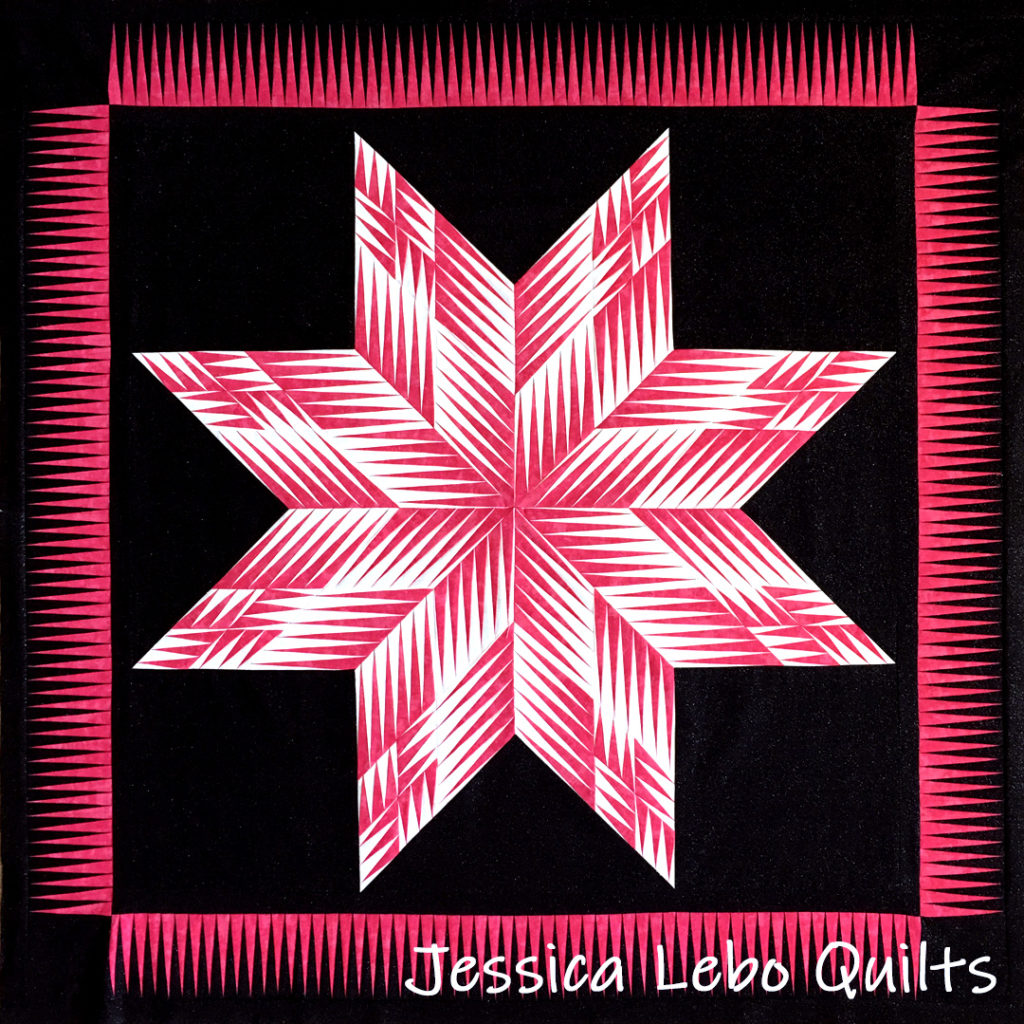 black red white quilt star foundation paper piecing quilt pattern black red white quilt