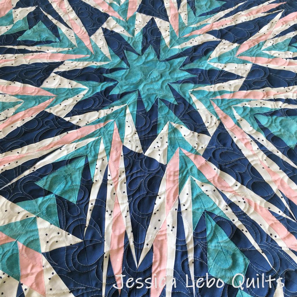 advanced foundation paper piecing pattern modern quilt quild challenge riley blake quilt