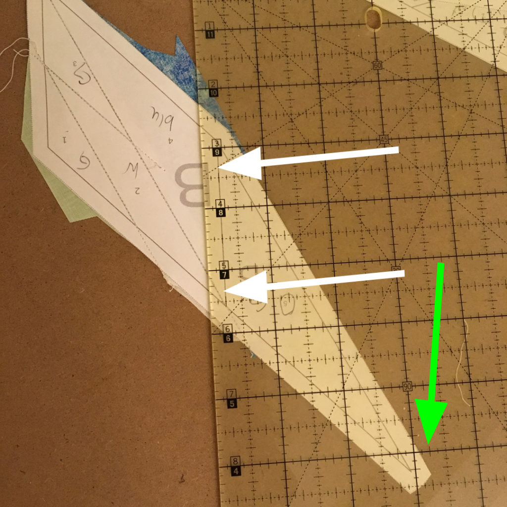foundation paper piecing methods
