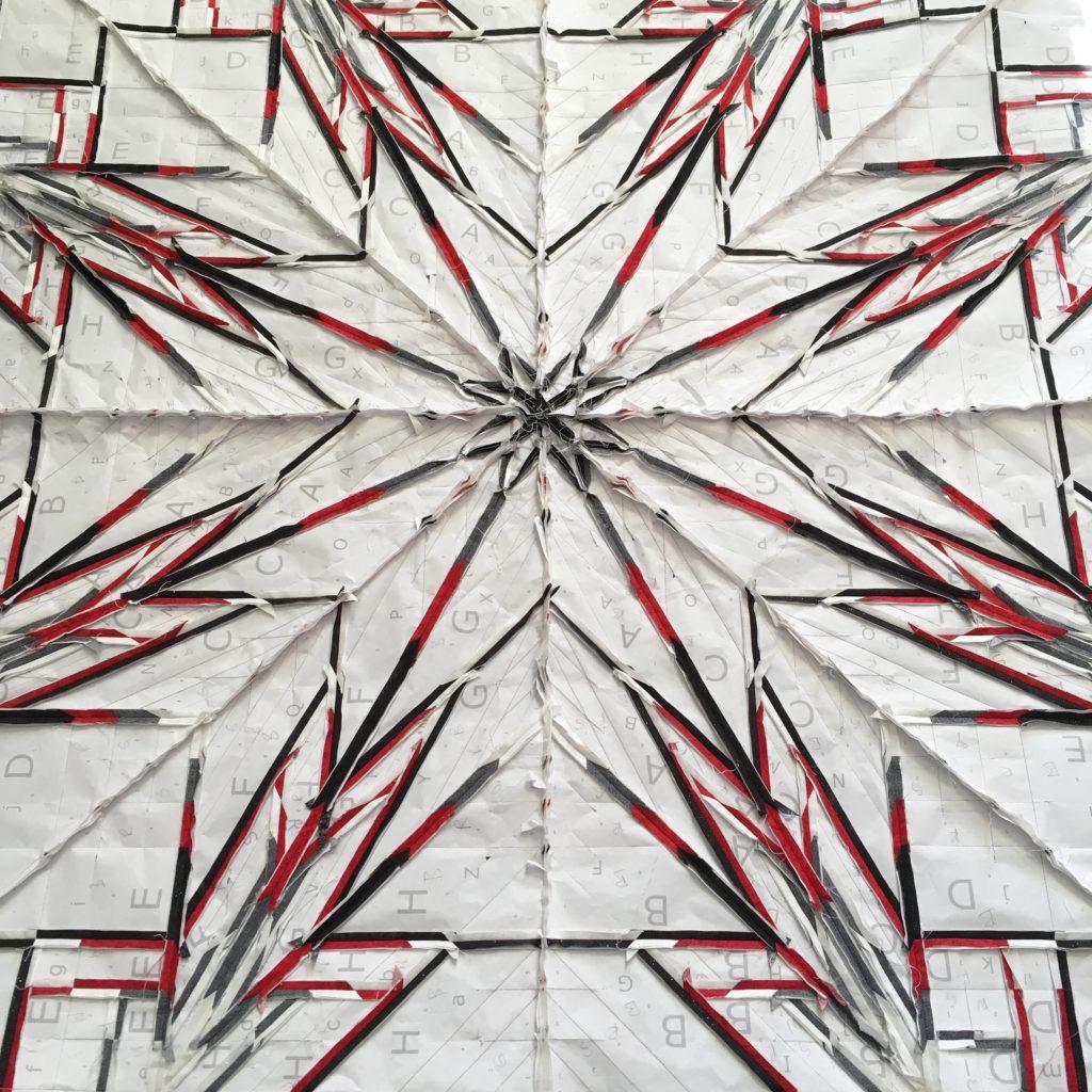 foundation paper pieced quilt
