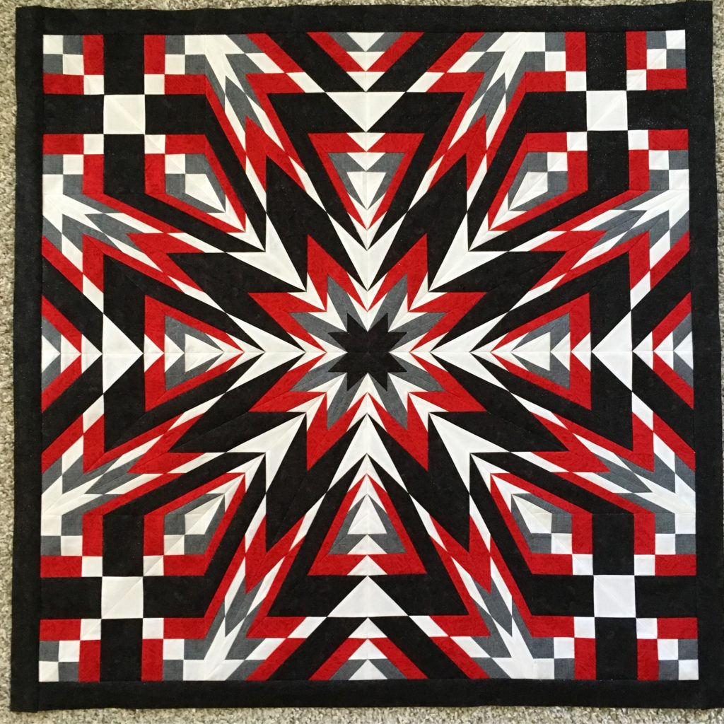 foundation paper pieced quilt pattern