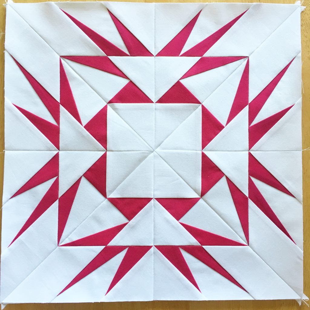 foundation paper pieced quilt patter